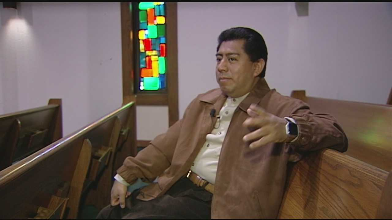 Pastor wants to continue work he started in community