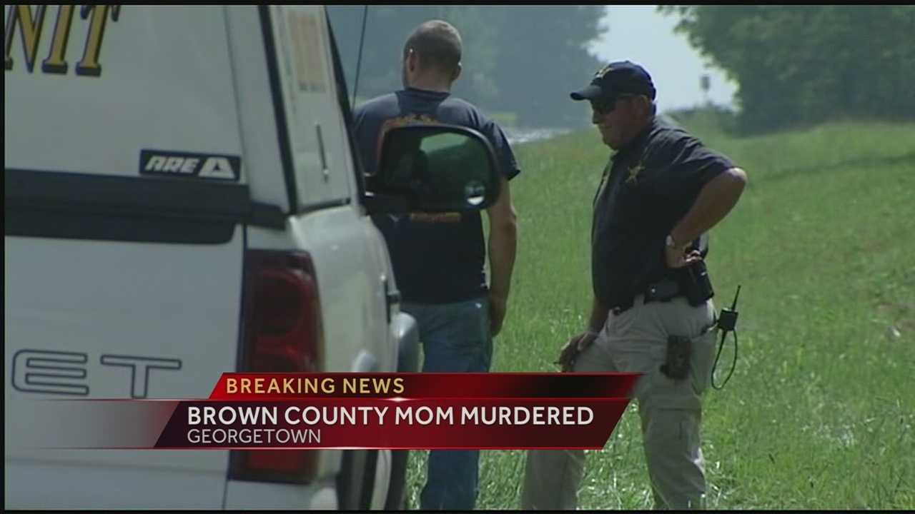 Grand Jury Convined in Brown Co Murder Case