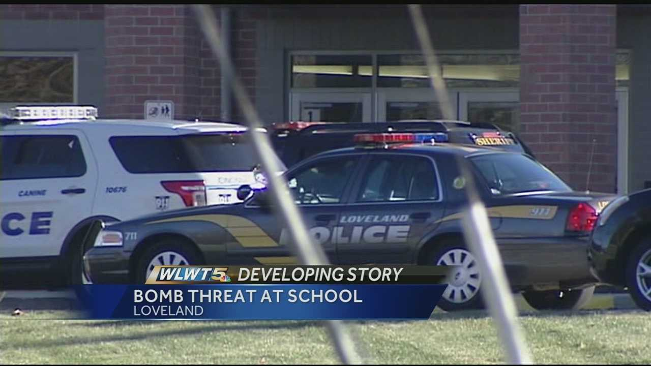 Loveland schools closed for day after bomb threat