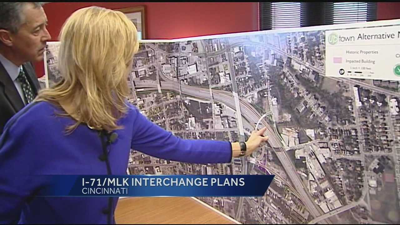 Funding plan approved for MLK interchange
