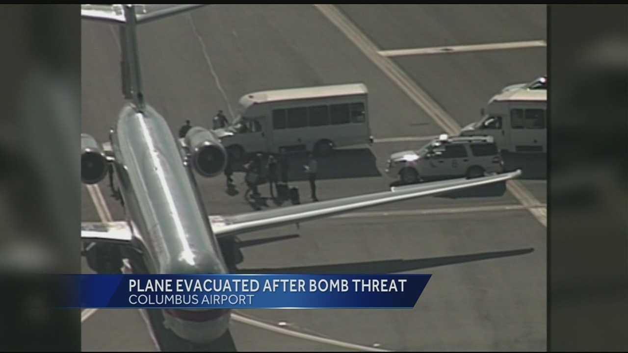 columbus plane evacuated.jpg