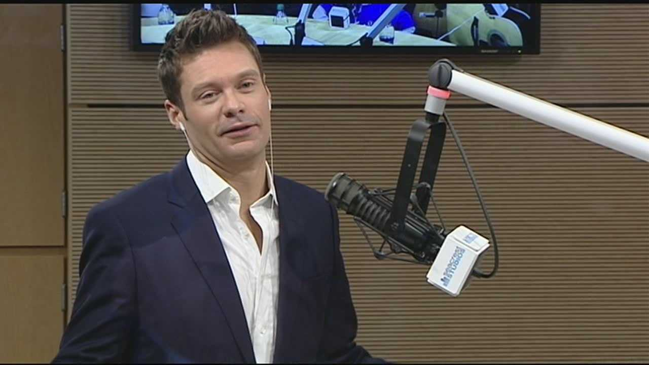 Ryan Seacrest brings magic of media to Cincinnati Children's Hospital