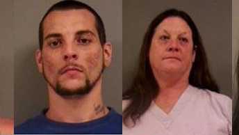 Leesburg burglars