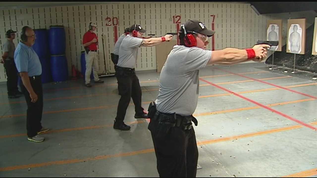 Ohio bill would decrease training requirements for licensed handgun