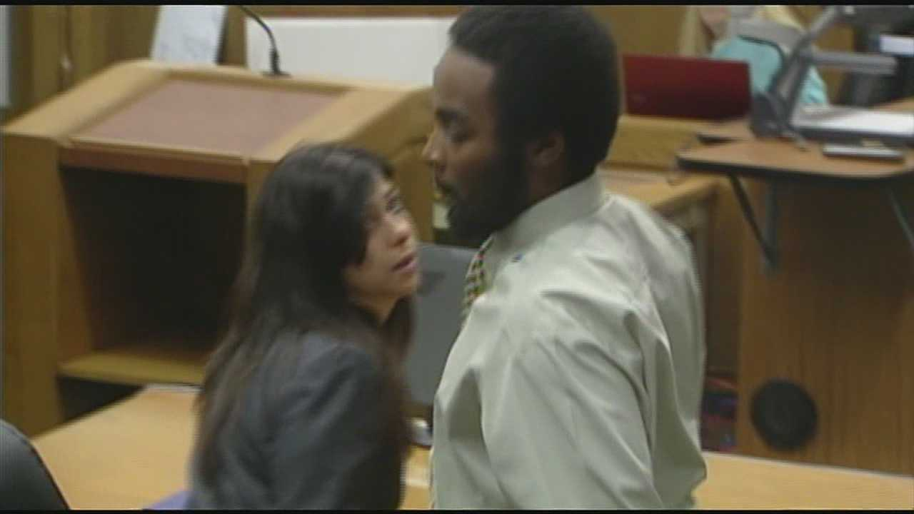 Man shot at outlet mall found guilty on 2 charges, acquitted of another