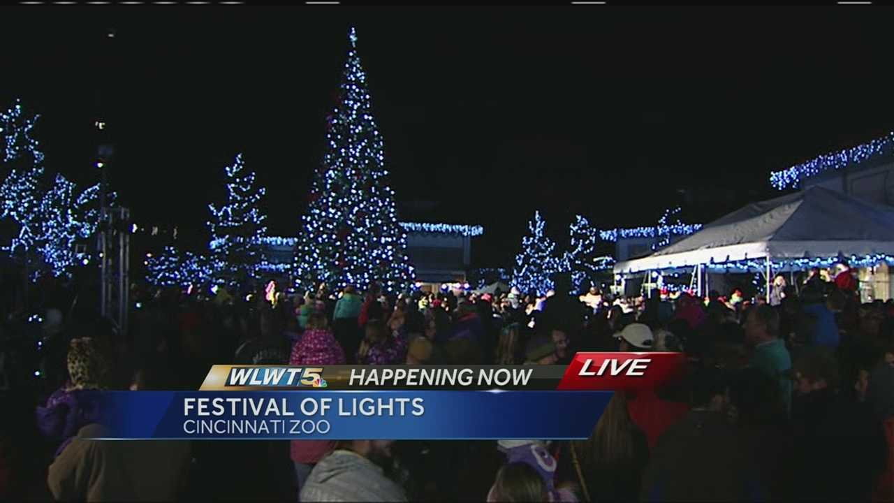 Zoo begins Festival of Lights