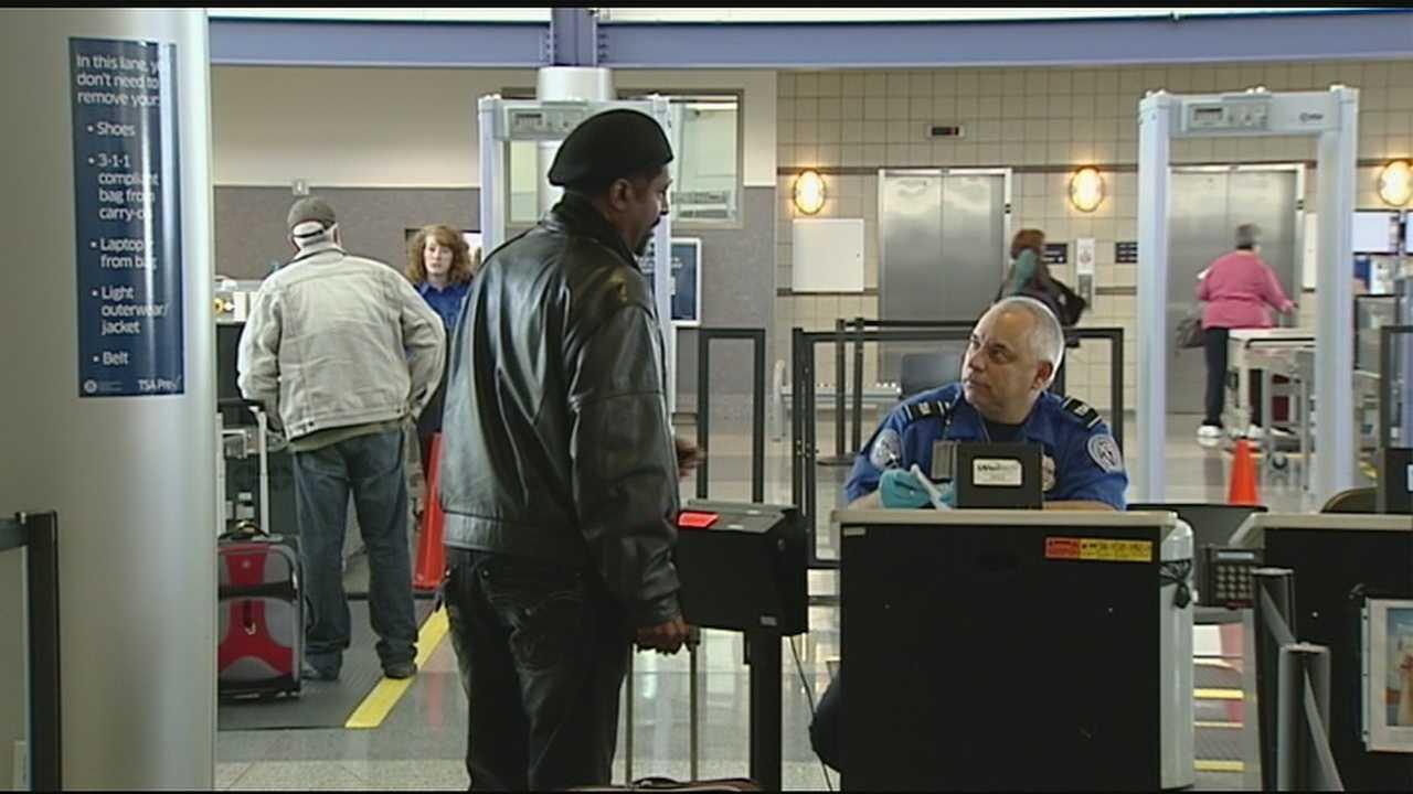 CVG brings back TSA Pre-Check program for the holidays