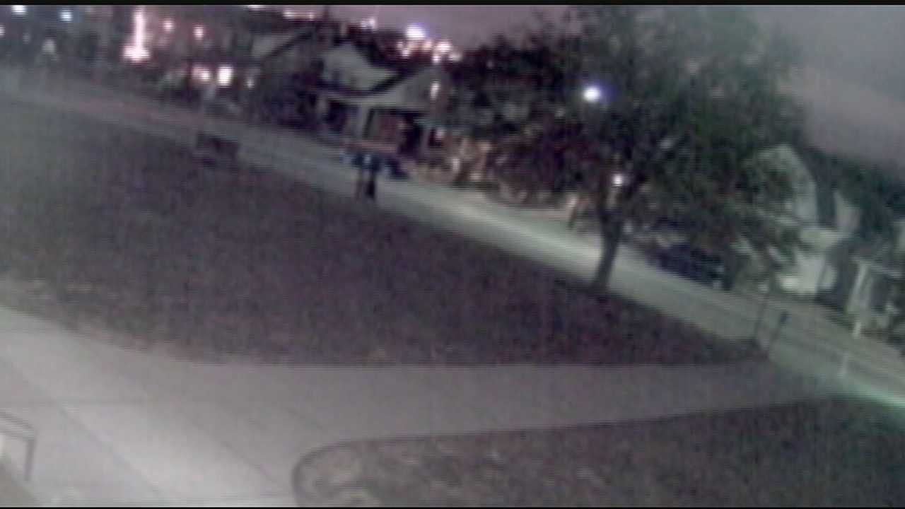 Police hope surveillance video may give them lead in Norwood shooting