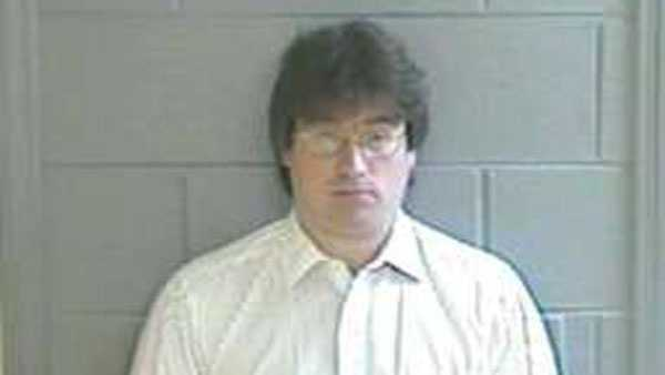 Sam Droganes in a 2000 mugshot