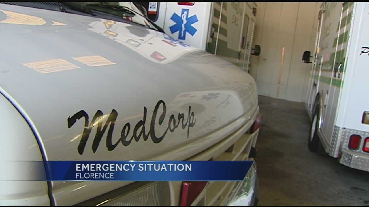 Medical services company suddenly shuts down