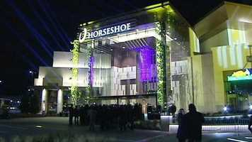 The third most-popular slideshow of 2013 was the look inside the new Horseshoe Casino Cincinnati. Click here to get a look inside.