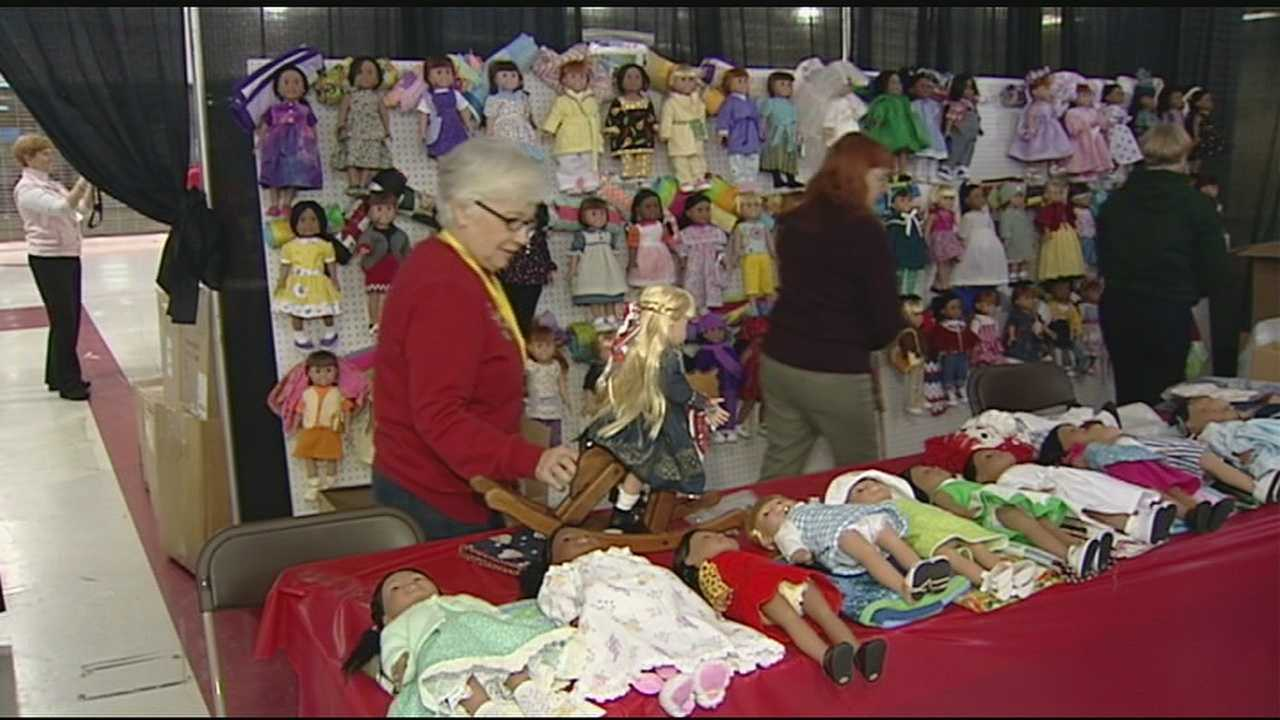 Salvation Army open for families who may need extra help for Christmas