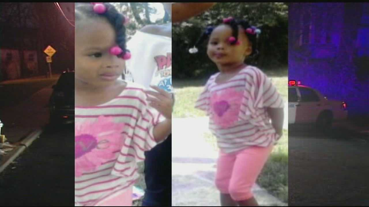 Toddler still in hospital after being shot Tuesday morning