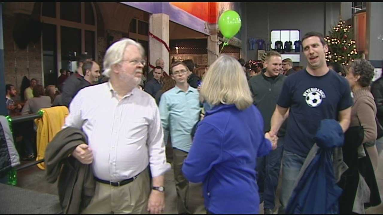 Streetcar supporters celebrate project's green light