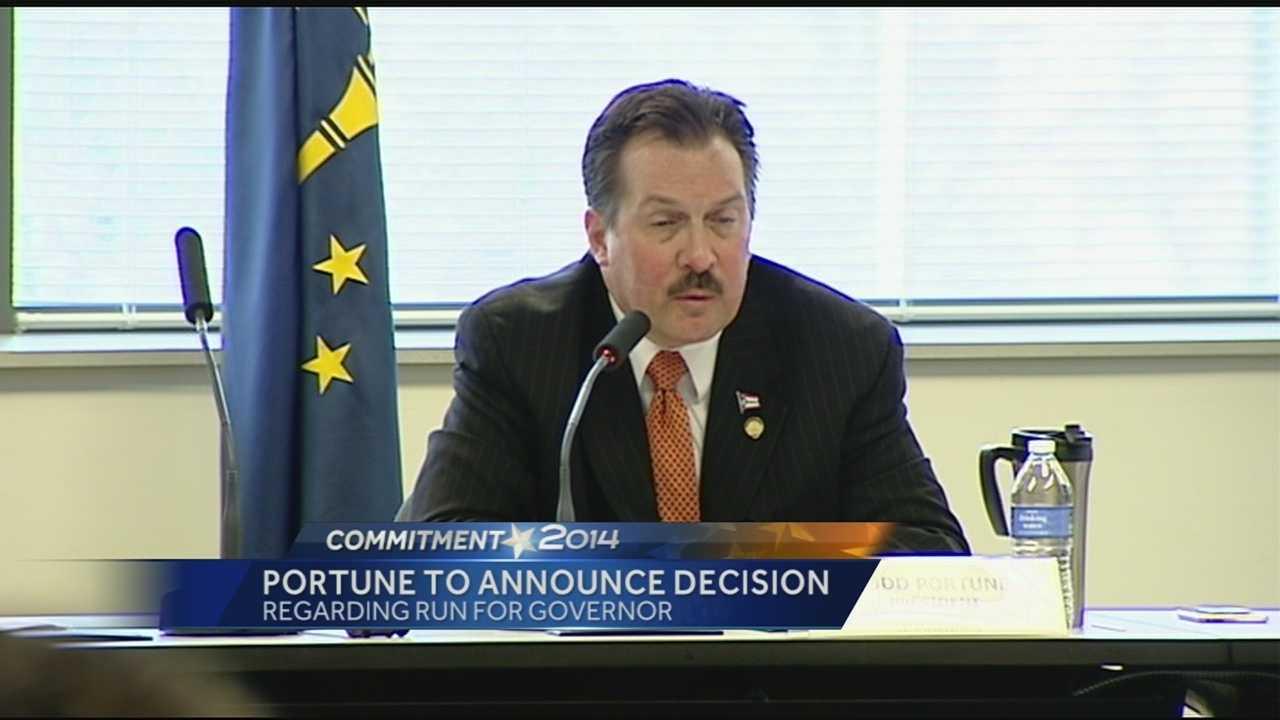 Commissioner Todd Portune to reveal decision to run for Ohio governor