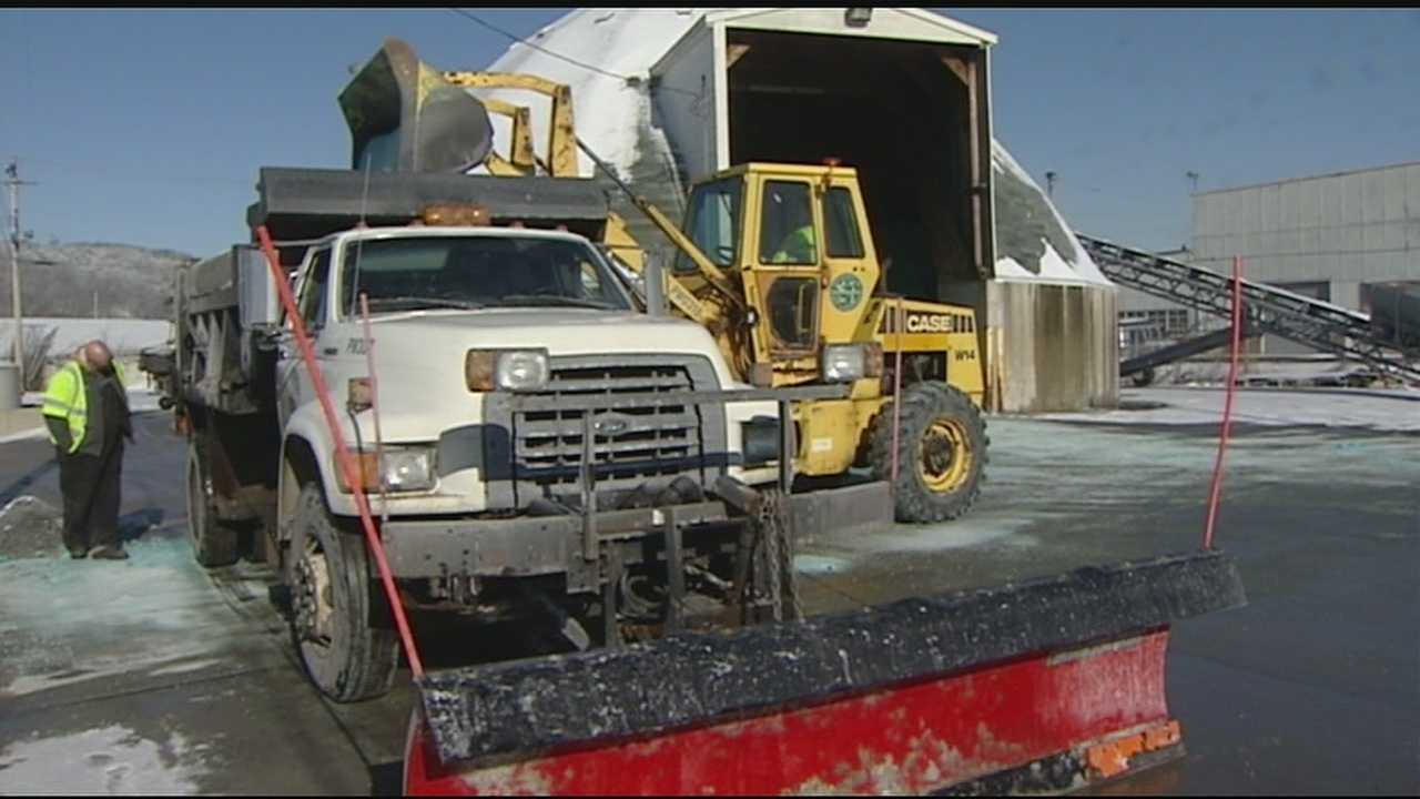 Road crews all over Tri-State have been getting a workout this winter