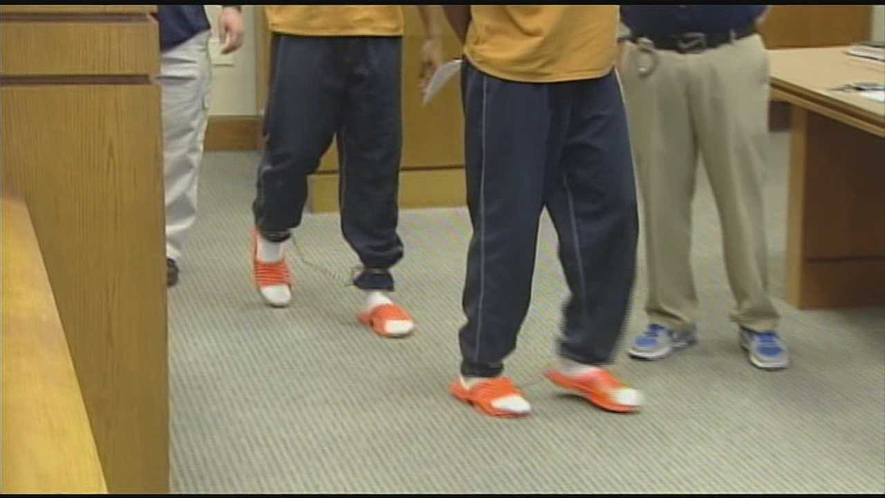 Teens plead guilty to stealing from West Chester home