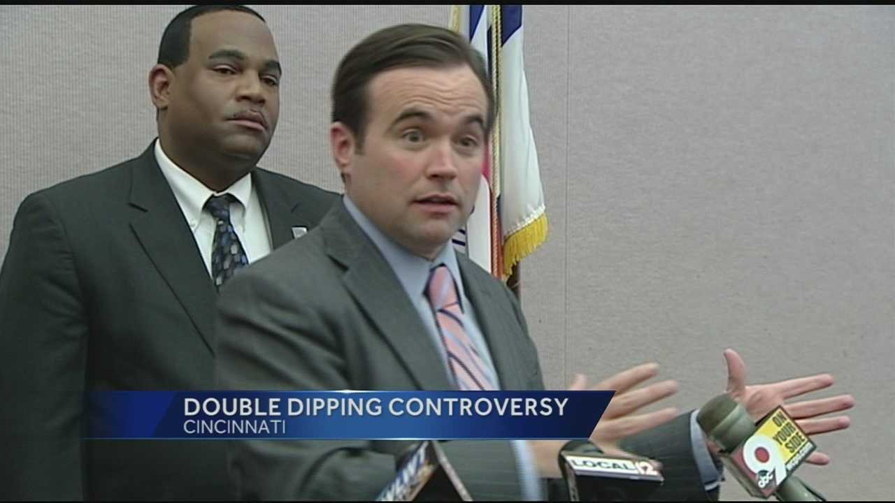Questions about double dipping stir up controversy at city hall
