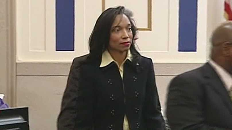 Judge pleads not guilty to felony charges