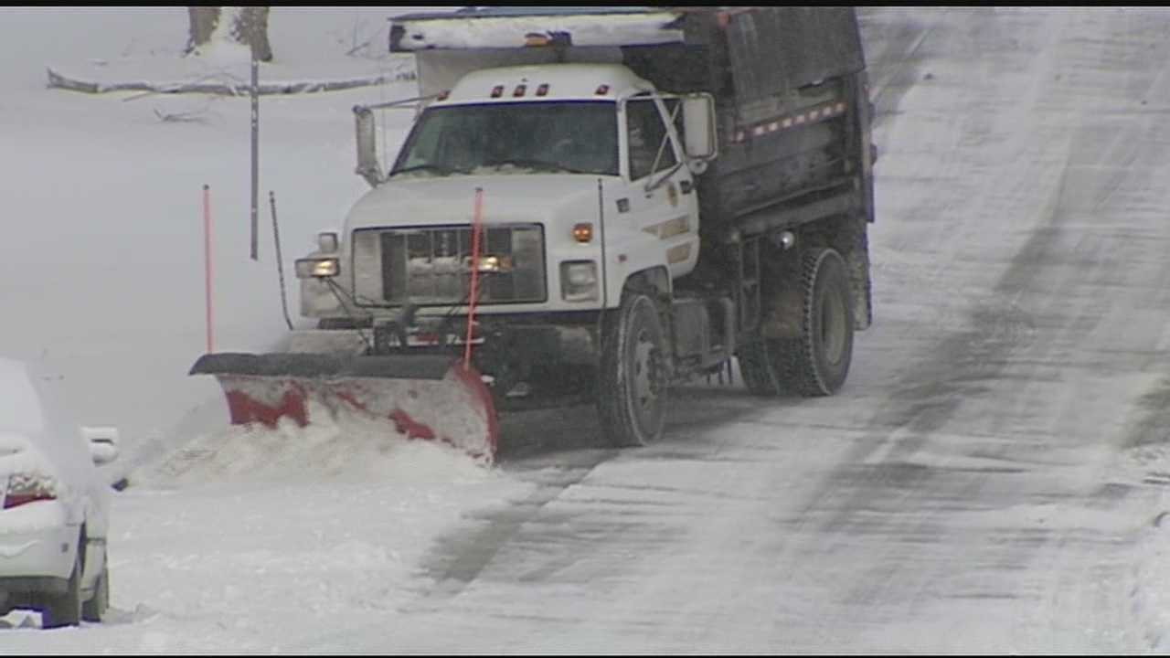 The cost of clearing roads so far this winter is adding up to nearly two times the price of last winter in some places.