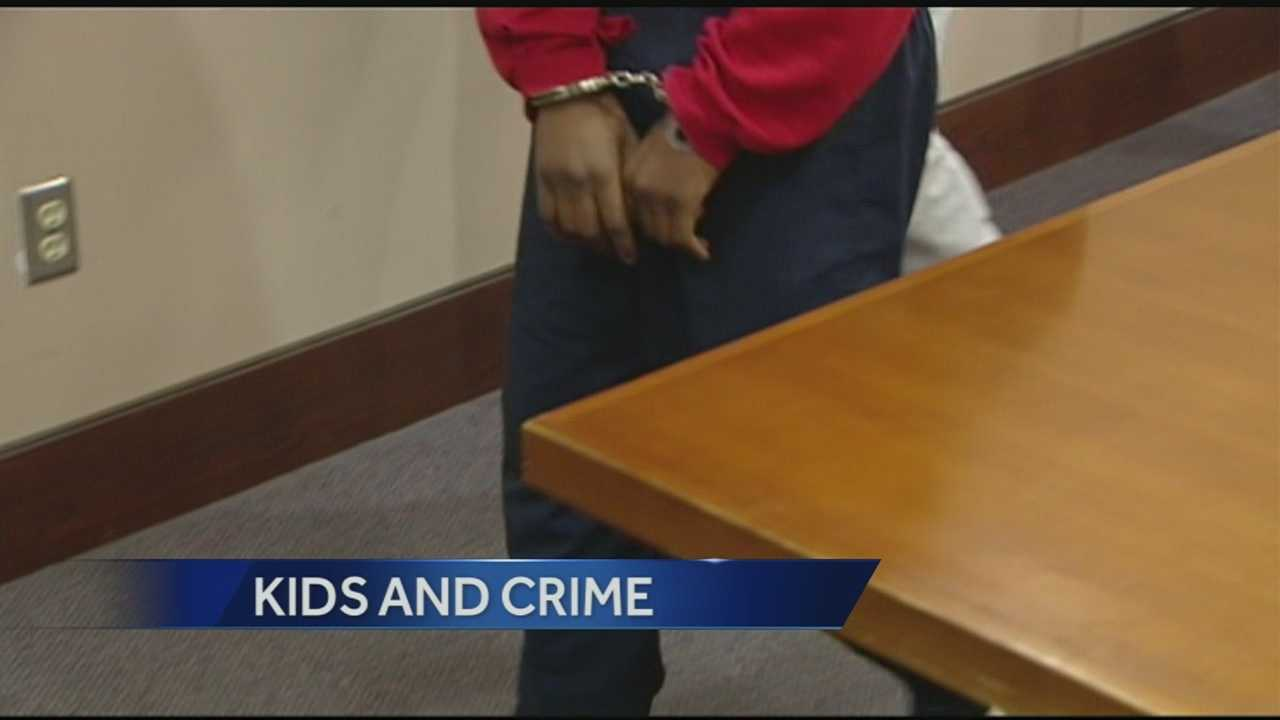 Mayor: New plan to fight crimes committed by kids