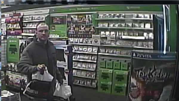 Credit Card theft suspect 02042014