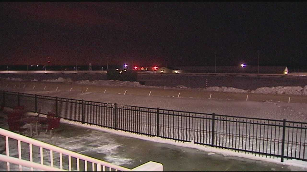 First harness race canceled due to power outage at racino