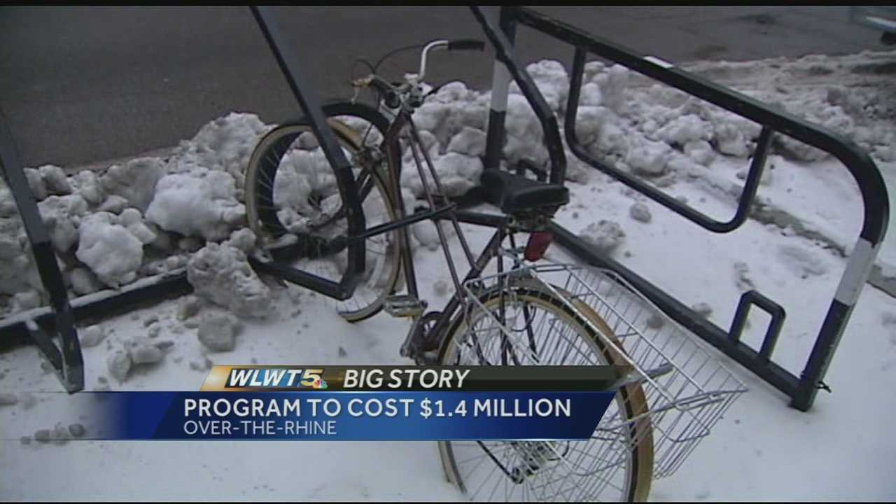 New program to provide bikes for downtown residents