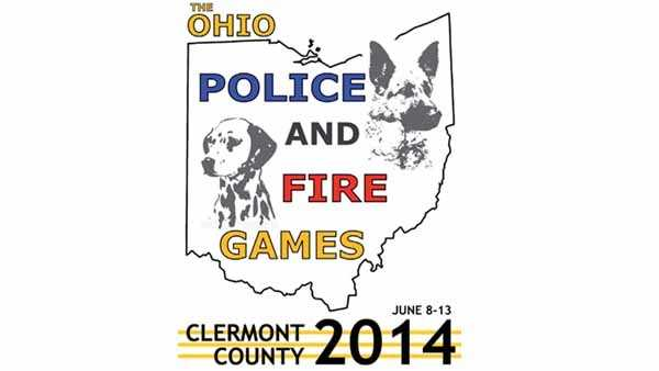 Ohio Cop and Fire games 02092014