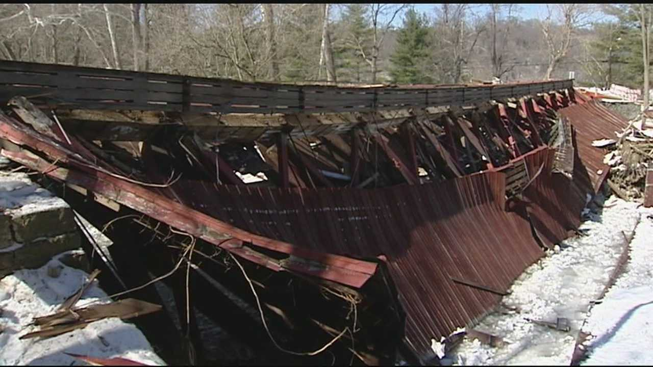 Investigation continues on collapsed bridge in Clermont County