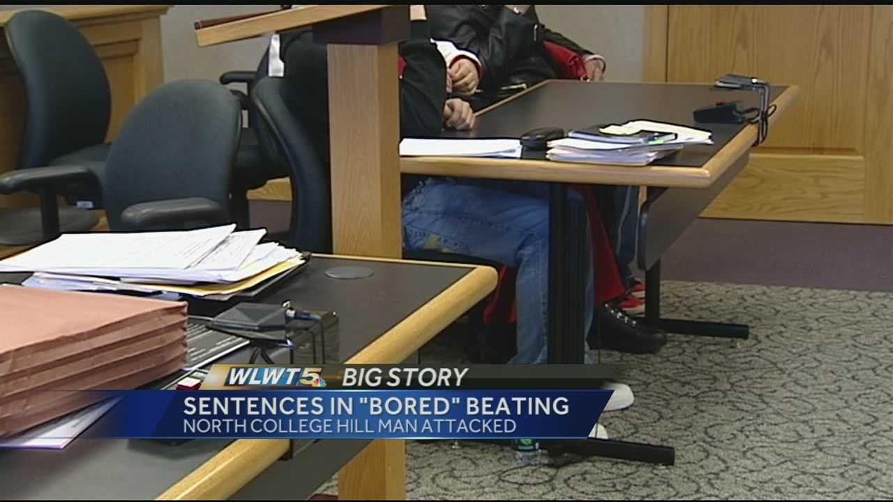 Three more teens sentenced in North College Hill 'bored' beating