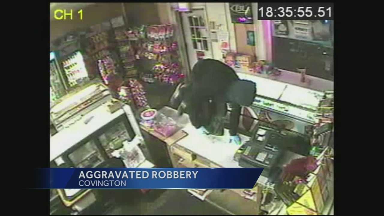 Corner Market robbery