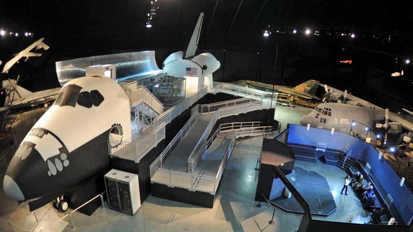 AF Museum Shuttle exhibit.jpg