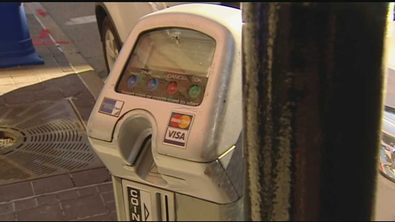 Cincinnati city council voted to upgrade city's parking meters