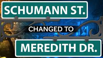 Meredith Drive is in Springfield Township.