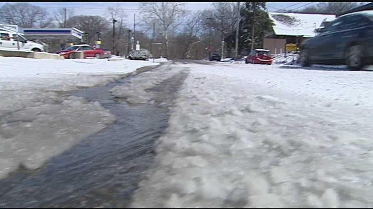 Cincinnati dealing with salt shortage