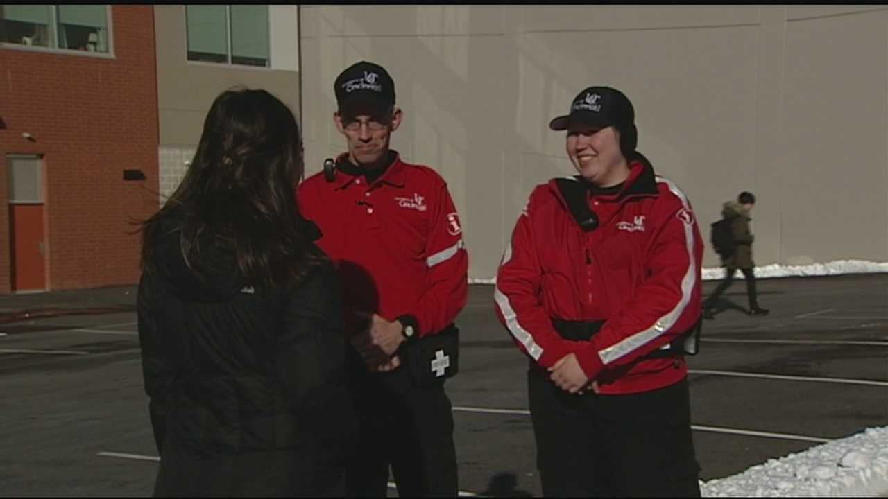UC Ambassadors hit the streets to curb crime in Clifton
