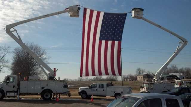duke line worker funeral