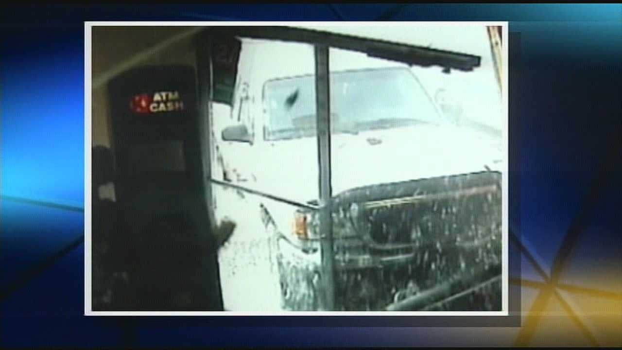 Surveillance video captures convenience store customer being hit by vehicle