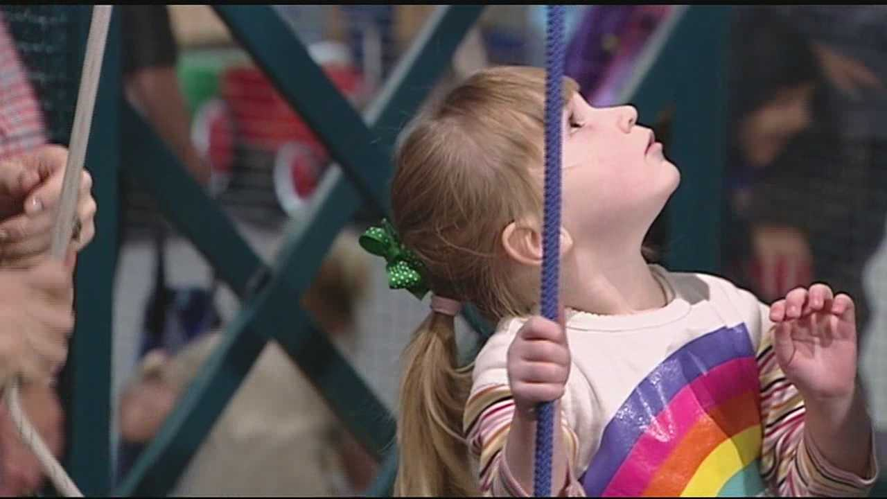 Program teaches kids how to learn through play