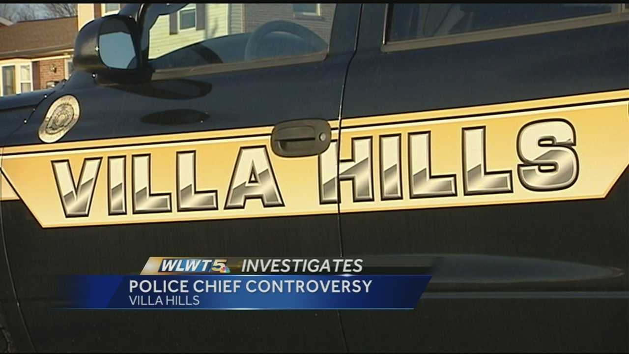 Sources: Villa Hills police chief suspended without pay