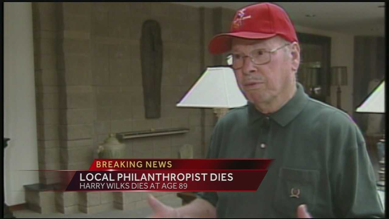 harry wilks dead at 89