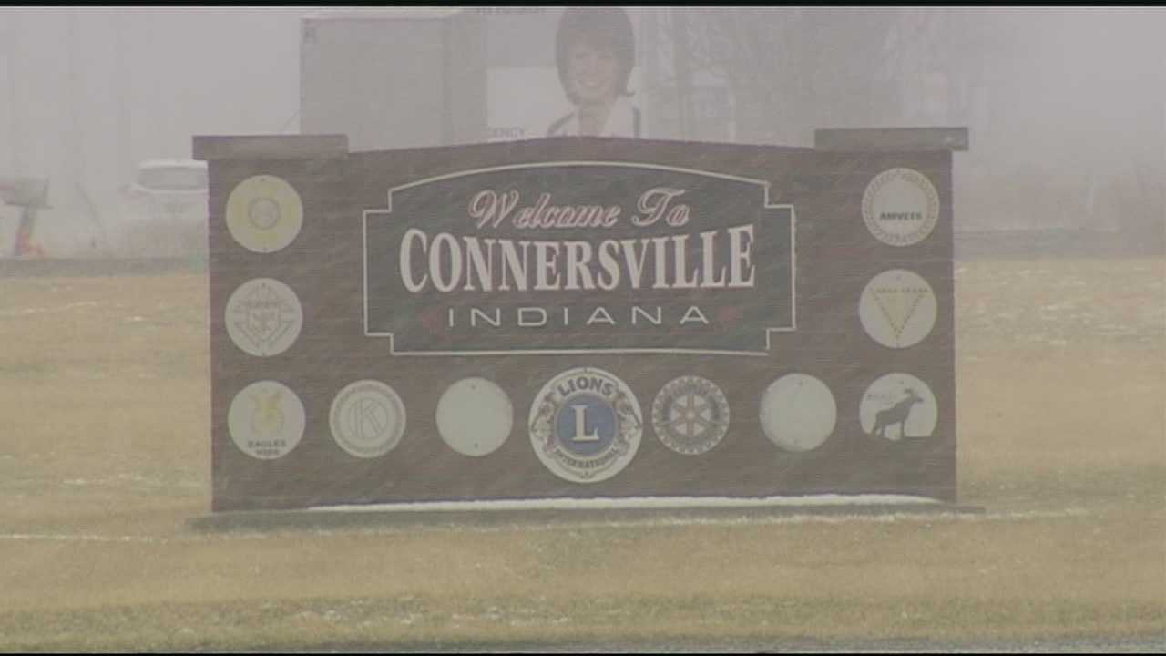 Connersville mayor says city all but out of money