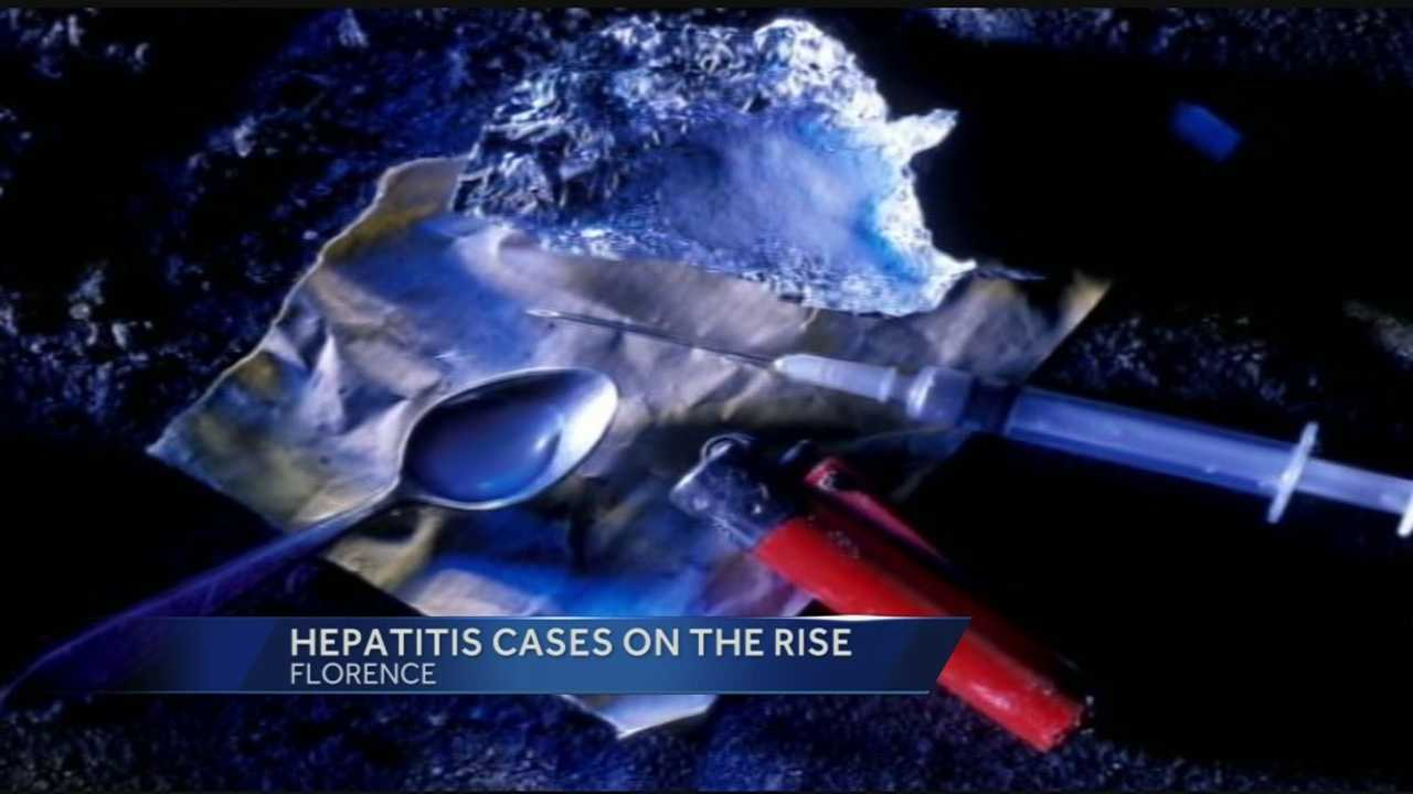 Heroin epidemic brings rise in Hepatitis C cases