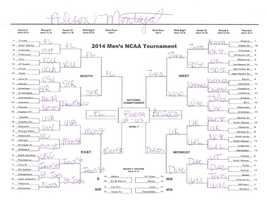 Click here to take a closer look at Alison Montoya's bracket