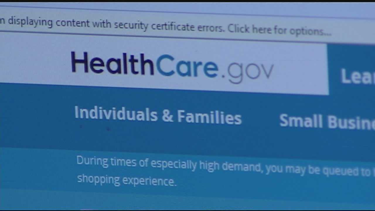 Those currently uninsured have until March 31 to enroll in a plan or face a fine. It's part of the Affordable Care Act.