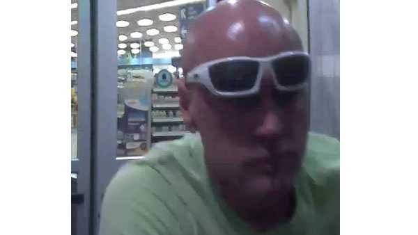 Clermont County credit card thief
