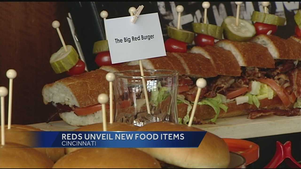 The Cincinnati Reds have added a number of enhancements to Great American Ball Park to increase fans' experiences in the 2014 season. The tastiest addition will be the new menu items and drink specials that will be added to the menu at GABP this year.