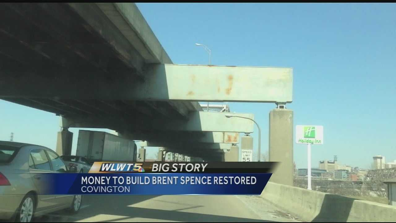 Ky. lawmakers restore funding for Brent Spence Bridge project