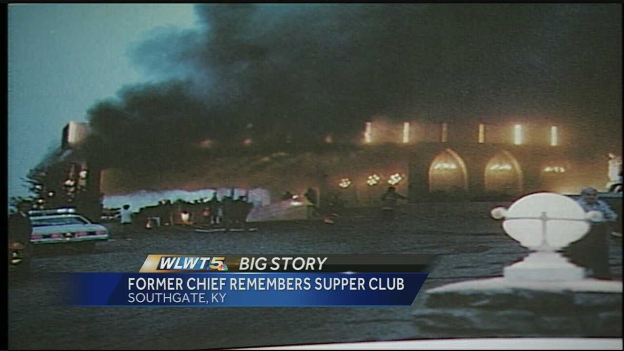 The former Southgate Fire Chief recalls the Beverly Hills Supper Club fire after a massive 9-alarm fire in Boston killed two firefighters.